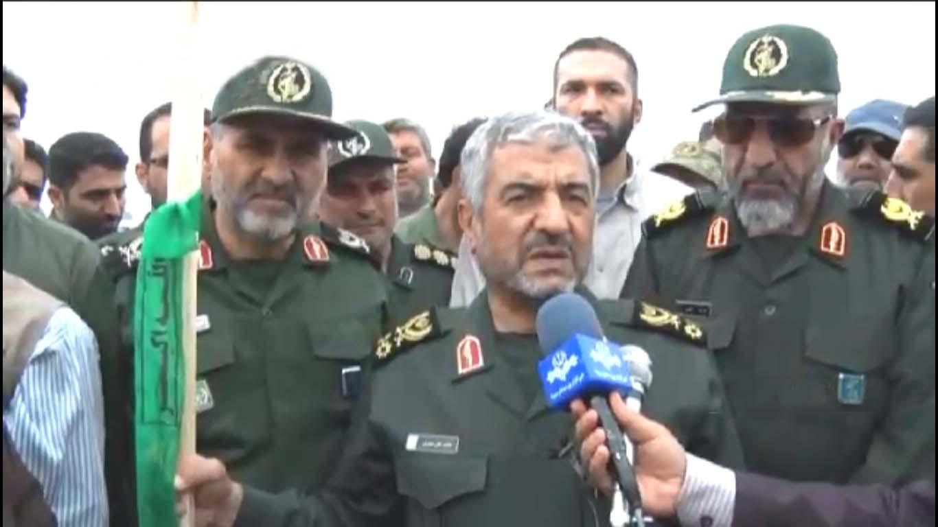 سپاه پای کار مبارزه با ریزگردها