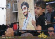 گزارش تصویری/ شور عاشقان حسینی در عاشورا –دزفول