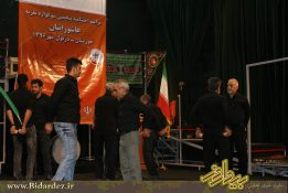 اختتامیه پنجمین سوگواره تعزیه عاشورائیان استان خوزستان
