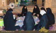 عاشقانه ای دیگر با همسران و مادران شهدای مدافع حرم دزفول