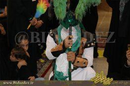 تعزیه مقتل حضرت علی اصغر علیه السلام