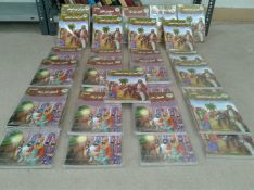 توزیع ۳۴۰ جلد کتاب در بین کودکان و نوجوانان عراقی