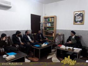 حجت الاسلام و المسلمین قاضی:باید در عرضه کتاب و نهادینه کردن فرهنگ کتابخوانی و مطالعه بروز بود