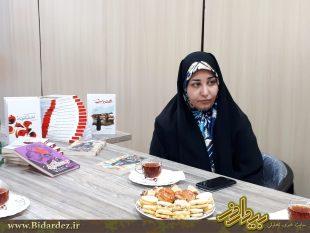 گفتگو با سیده رقیه آذرنگ نویسنده جوان کتاب تحسین شده «عصمت»/۲