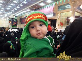 همایش شیرخوارگان حسینی در حسینیه ثارالله دزفول