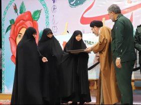 کنگره عصمت درمحفل ۶۰۰۰نفری در حسینیه ثارالله برگزارشد