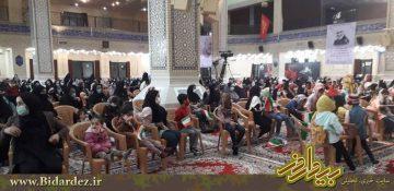 جشن میلاد حضرت زهرا(س) ویژه دختران نونهال و نوجوان